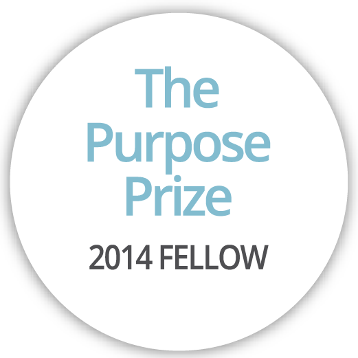 Russell deLucia Receives the Purpose Prize